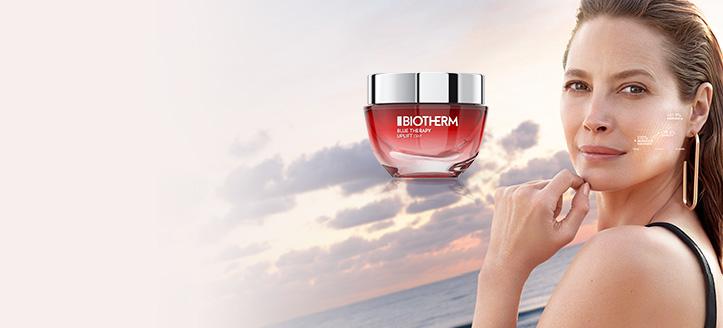 При покупка на продукти Biotherm за сума над 68 лв, получавате подарък 20 ml крем за ръце