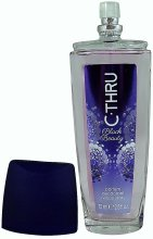Парфюми, Парфюмерия, козметика C-Thru Black Beauty Deodorant Natural Spray - Дезодоранти