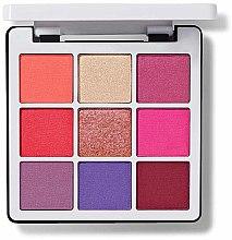 Парфюмерия и Козметика Anastasia Beverly Hills Mini Norvina Pro Pigment Palette Eyeshadow Vol. 1 - Мини палитра сенки за очи