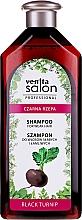 Парфюмерия и Козметика Шампоан за коса с черна ряпа - Venita Salon Professional Black Turnip Shampoo