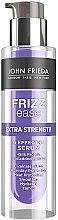 Парфюми, Парфюмерия, козметика Серум за твърда и непокорна коса - John Frieda Frizz-Ease Extra Strength 6 Effects Serum