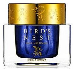 Парфюми, Парфюмерия, козметика Подмладяващ крем със секрет от лястовица - Holika Holika Prime Youth Bird's Nest Gold Leaf Cream