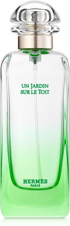 Hermes Un Jardin sur le Toit - Тоалетна вода (тестер с капачка)  — снимка N1