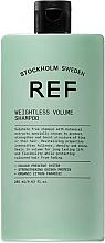 Парфюмерия и Козметика Шампоан за обем - REF Weightless Volume Shampoo