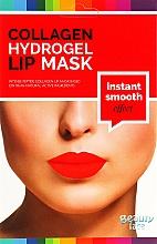 Парфюмерия и Козметика Колагенова хидрогел маска за устни с изглаждащ ефект - Beauty Face Wrinkle Smooth Effect Collagen Hydrogel Lip Mask