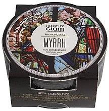 Парфюми, Парфюмерия, козметика Ароматна свещ - House of Glam Frankincense Myrrh Candle (мини)