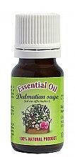 "Етерично масло ""Градински чай"" - Bulgarian Rose Dalmatian Sage Essential Oil — снимка N2"