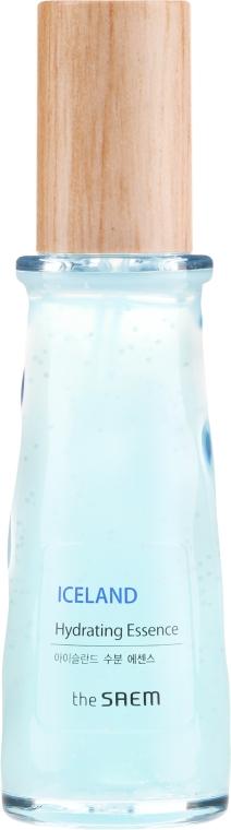 Минерална хидратираща есенция за лице - The Saem Iceland Hydrating Essence — снимка N2