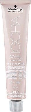 Боя за коса - Schwarzkopf Professional Igora Royal Nude Tones — снимка N2