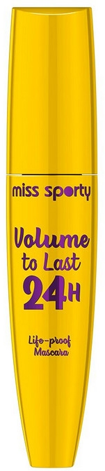 Спирала за мигли - Miss Sporty Volume To Last 24h