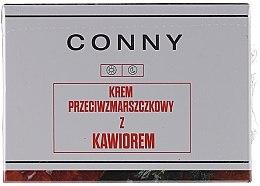Парфюми, Парфюмерия, козметика Крем против бръчки с екстракт от хайвер - Conny