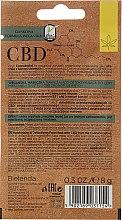 Маска за мазна и комбинирана кожа - Bielenda CBD Cannabidiol Moisturizing & Detoxifying Mask — снимка N2