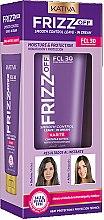 Парфюмерия и Козметика Крем за коса - Kativa Frizz Off Smooth Control Leave-In Cream Karite