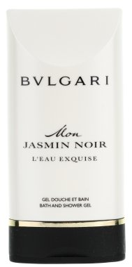 Bvlgari Mon Jasmin Noir L`Eau Exquise - Комплект (edt/50ml + b/lot/75ml + s/g/75ml) — снимка N4