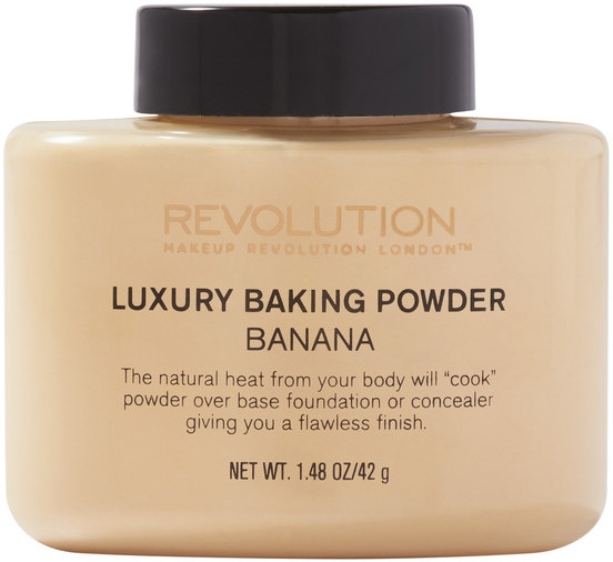 Насипна пудра - Makeup Revolution Luxury Banana Powder
