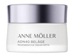 Парфюми, Парфюмерия, козметика Крем за нормална и комбинирана кожа - Anne Moller ADN40 Belage Regenerative Cream SPF15