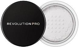 Парфюмерия и Козметика Прозрачна насипна пудра за лице - Makeup Revolution Pro Loose Finishing Powder