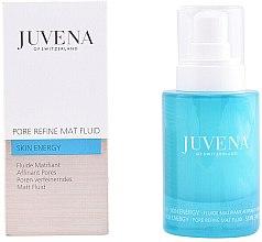 Парфюми, Парфюмерия, козметика Матиращ флуид за лице - Juvena Skin Energy Pore Refine Mat Fluid