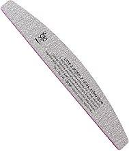 Парфюми, Парфюмерия, козметика Двустранна пила за нокти 100/100, зебра - Peggy Sage 2-way Washable Half-Moon Nail File