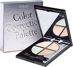 Парфюмерия и Козметика Коректор за лице - Karaja Color Correction Palette