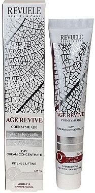 Дневен крем-концентрат за лице - Revuele Age Revive Day Cream-Concentrate — снимка N1