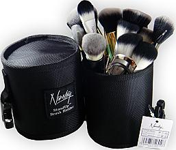 Парфюмерия и Козметика Несесер за четки за грим - Nanshy StandUp Brush Holder