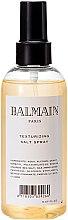 Парфюмерия и Козметика Текстуриращ солен спрей за коса - Balmain Paris Hair Couture Texturizing Salt Spray