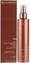 Парфюмерия и Козметика Слънцезащитен спрей за чувствителна кожа SPF 50+ - Academie Bronzecran Body Spray