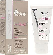 Парфюми, Парфюмерия, козметика Лек автобронзиращ крем за лице - Ava Laboratorium Ava Mustela 5In1 Cream