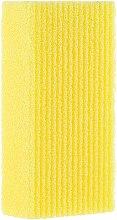 Парфюмерия и Козметика Синтетична пемза, 71027, жълта - Top Choice