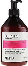Парфюмерия и Козметика Маска против косопад - Niamh Hairconcept Be Pure Hair Fall Prevention Mask