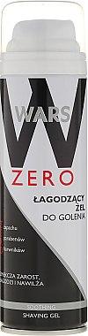 Гел за бръснене за чувствителна кожа - Miraculum Wars Zero Soothing Shaving Gel — снимка N1