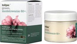 Парфюми, Парфюмерия, козметика Моделиращ нощен крем за лице - Tolpa Green Modeling 60+ Slimming Anti-Wrinkle Night Cream
