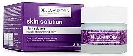 Парфюмерия и Козметика Възстановяващ подхранващ балсам за лице - Bella Aurora Night Solution Repairing Nourishing Balm