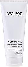 Парфюмерия и Козметика Освежаващ тонизиращ гел за крака - Decleor Pro Aroma Dynamic Refreshing Toning Gel