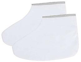 Парфюмерия и Козметика Хавлиени чорапи за парафинова терапия - NeoNail Professional