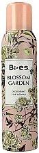 Парфюми, Парфюмерия, козметика Bi-Es Blossom Garden - Дезодорант