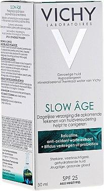 Комплект за лице - Vichy Slow Age (cr/50ml + cr/3ml + booster/10ml) — снимка N4