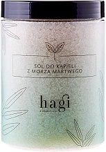 Парфюми, Парфюмерия, козметика Соли от мъртво море за вана - Hagi Bath Salt