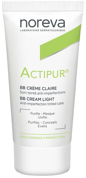 BB крем - Noreva Laboratoires Actipur Tinted BB Cream