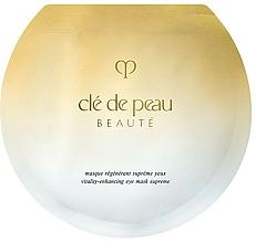 Парфюмерия и Козметика Възстановяваща маска за околоочния контур - Cle De Peau Beaute Vitality-Enhancing Eye Mask Supreme