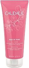 """Парфюмерия и Козметика Душ гел """"Роза"""" - Caudalie Vinotherapie Rose De Vigne Shower Gel"""