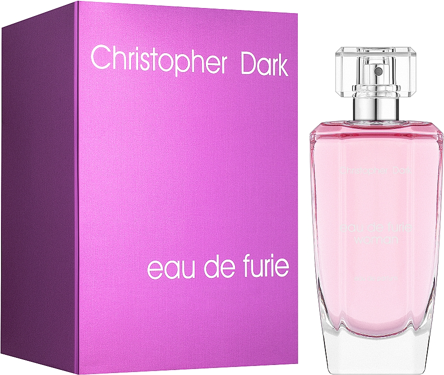 Christopher Dark Eau de Furie - Парфюмна вода