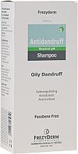 Парфюмерия и Козметика Шампоан против пърхот за мазна коса - Frezyderm Antidandruff Shampoo