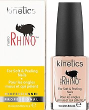 """Парфюми, Парфюмерия, козметика Грижа за слаби и крехки нокти """"Rhinoceros"""" - Kinetics Nano Rhino Nail Treatment"""