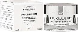 Парфюми, Парфюмерия, козметика Гел за лице - Institut Esthederm Cellular Fresh Moisturizing Gel
