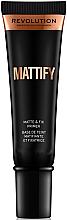 Парфюмерия и Козметика Матираща основа за лице - Makeup Revolution Mattify Primer