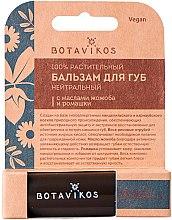 Балсам за устни - Botavikos Neutral Lip Balm — снимка N1