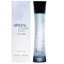 Парфюми, Парфюмерия, козметика Giorgio Armani Armani Code Luna - Тоалетна вода