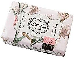 Парфюмерия и Козметика Сапун - Panier Des Sens Natural Soap Cotton Flower